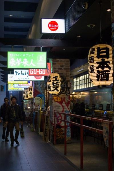 Japanese Restaurant St George Area Sydney